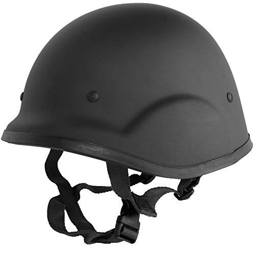 SHENKEL 88式鉄帽タイプ ハードシェル ヘルメット HeadGear ver.2 ブラック met-010bk