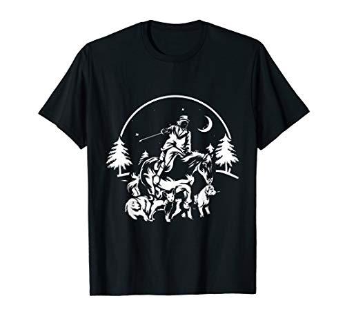 Jagdreiten Jagdreiter Reitjagd T-Shirt