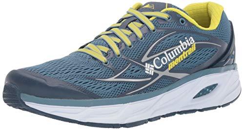 Columbia Men's Variant X.S.R. Sneaker, Steel, Zour, 9.5 Regular US