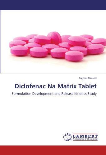 Diclofenac Na Matrix Tablet: Formulation Development and Release Kinetics Study