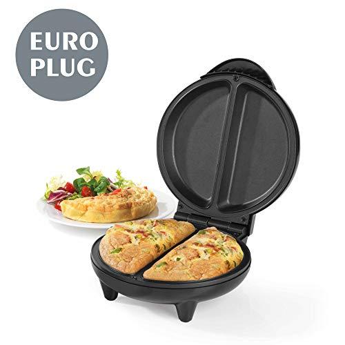 Omelett-Maker mit Eurostecker, 17,5cm, 750W, EK2716P-VDE von Progress