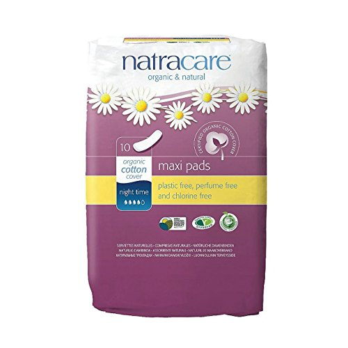 Natracare Nighttime Pack of 10's