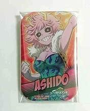My Hero Academia Smash Rising Square Can Badge Button Mina Ashido UA Cafe F/S