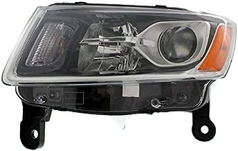 Koolzap For 14-16 Grand Cherokee Front Headlight Headlamp Halogen Head Light Lamp Left Side