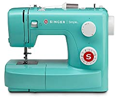 Singer Simple 3223 85-Watt Automatic Sewing Machine (Green),Singer India Limited,3223G