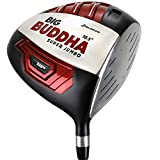 Orlimar Golf Black Big Buddha 520cc Jumbo Driver, 10.5 Graphite Regular Flex