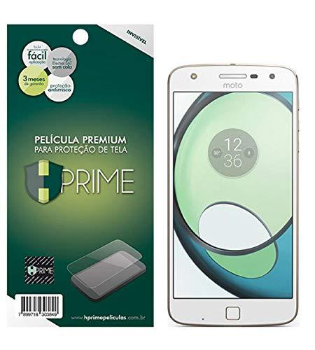 Pelicula Hprime invisivel para Motorola Moto Z Play, Hprime, Película Protetora de Tela para Celular, Transparente