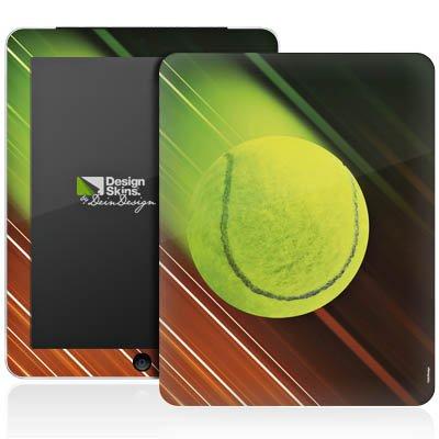 Apple iPad 1 Aufkleber Schutz Folie Design Sticker Skin Tennis Tennisball Speed