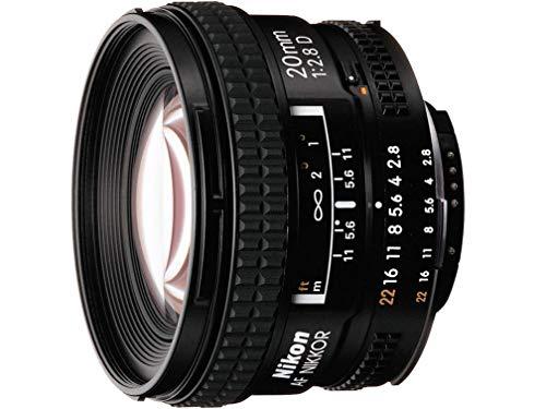 Nikon AF D 20/2.8 Nikkor Obiettivo ultra grandangolare
