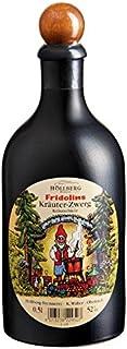"Kräuterlikor Höllberg Frodilin""s Kräuterzwerg 52% vol. 0.5L | Kräftiger Premium Kräuter Likör aus Deutschland | Spirituosen Spezialitäten"