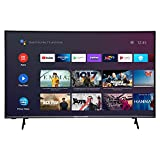 MEDION X16505 163,8 cm (65 Zoll) UHD Fernseher (Android TV, 4K Ultra HD, HDR10, Micro Dimming,...