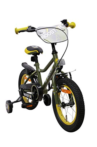 Comfort Bikes AMIGO Booster – Children's Bicycle – 12-20 Inch – Boys – with Backpedal – from 3-5 Years