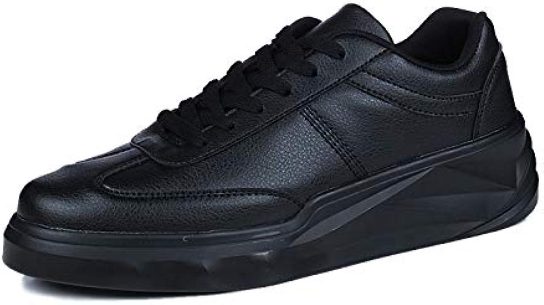 LOVDRAM Men's shoes Autumn New Thick Floor shoes Men'S Outdoor Sports Men'S shoes Increased shoes Men'S shoes