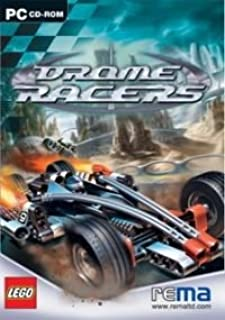 Lego Drome Racers Pc Cd Rom Computer Game