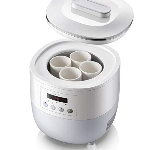 STRAW máquina de Yogurt - casa pequeña Nevera de Almacenamiento automático de la Leche Materna Mini multifunción Vino de arroz Nevera portátil