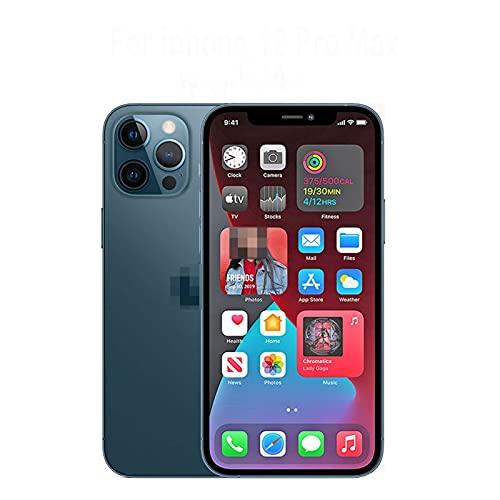 Lwxfxbh Película de hidrogel protector de pantalla trasera 999D Adecuado para A-PPLe I-Phone 11 12 Pro Max Mini XS x XR 7 8 Plus Película protectora adecuada para i-Phone SE 2020 No es adecuado para p