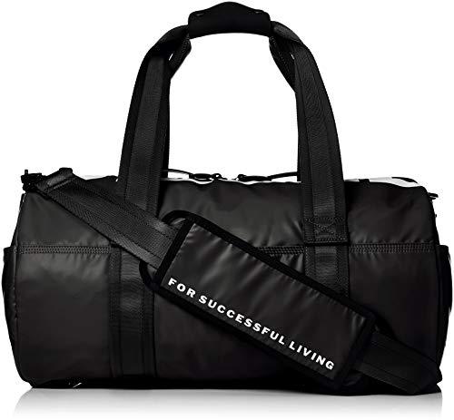 Diesel Boldmessage F-Bold duffel väskor för män, svart, 26 x 49 x 52 centimeter (B x H x L)