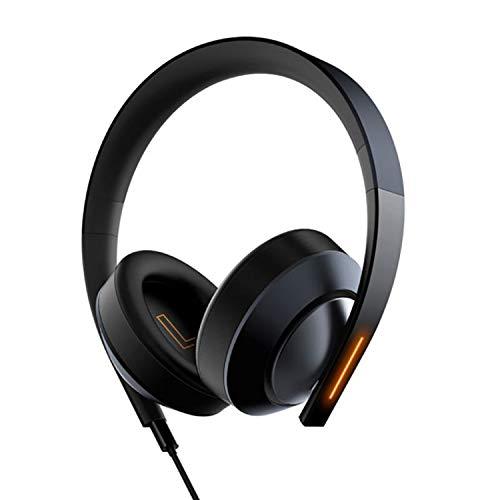 Casque de Gaming 7.1 Mi Gaming Casque stéréo virtuel avec rétro-éclairage Anti-Bruit pour PC Portable téléphone Black