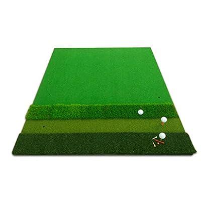LXQGR-Schlagmatten Golf Putting-Green Mat