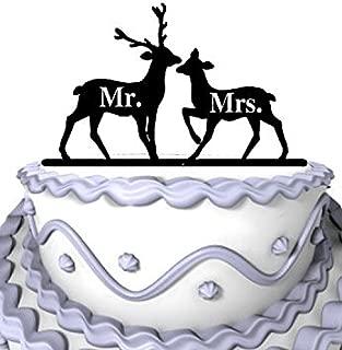 Best wedding cake toppers deer Reviews