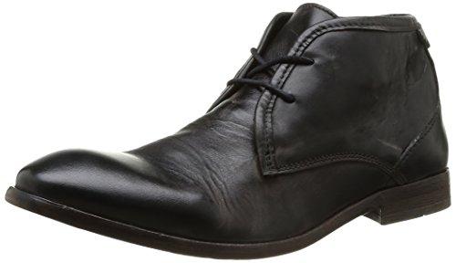 Hudson London Cruise Calf, Herren Chukka Boots, Schwarz (Black), 43 EU (9 Herren UK)
