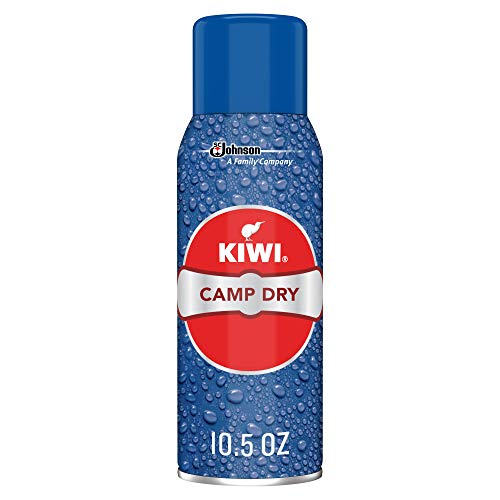 KIWI Camp Dry Performance Fabric Protector Spray - Restores Water Repellent and Provides Fabric Protection (1 Aerosol), 10.5 oz