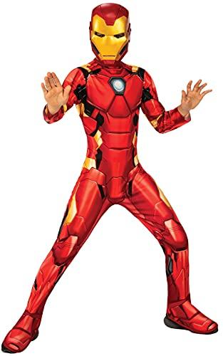 Rubies Déguisement Iron Man Disfraz Iron Man De niños