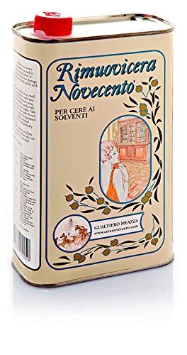 Cera Novecento Z925 Rimuovicera per Cere al Solvente, Neutro, 250 ml
