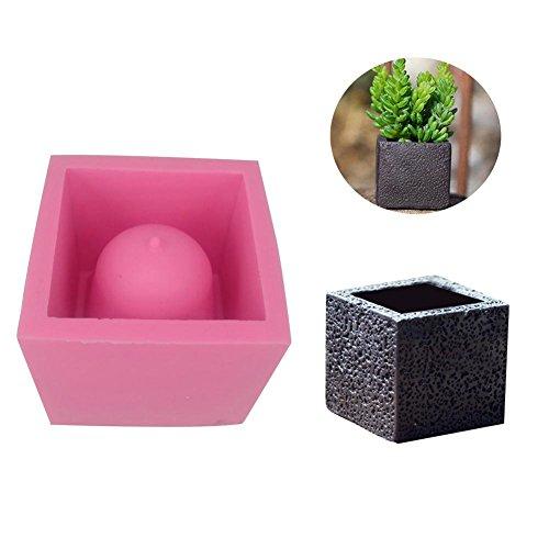 Silikonform, beton gießform gießformen für beton Silikon Blumentopf Form Keramik Ton Craft Guss Beton Cup Form Hand Made Flasche Formen Werkzeug