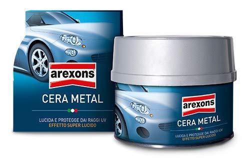 Cera Protettiva per Autoveicoli lattina 250 ml Cera Metal