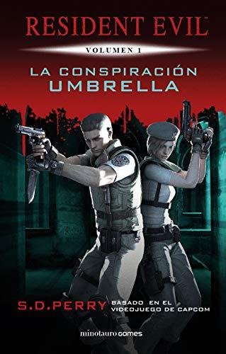 Resident Evil nº 01/06 La Conspiración Umbrella (Minotauro Games)