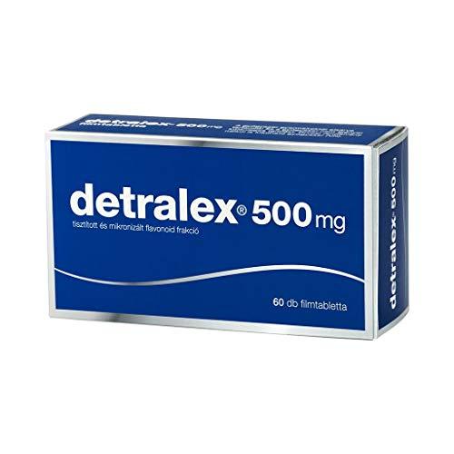 DETRALEX 500mg 60 Tabletten in Pack