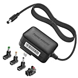 BENSN 9V Power Supply AC Adapter for Arduino UNO R3, Schwinn Bike A10 A20 A40 220 430 420 270 240 230 130 Bike Exercise Elliptical Recumbent Upright Trainer, 5.5x2.1mm Charger Cord (Positive-tip)
