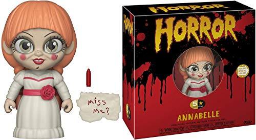 Horror-Shop Funko 5 Estrellas - Annabelle Vinyl Figura 3 Piezas
