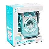 Mini Spielzeug Waschmaschine Puppenhaus Möbel Küche Spielzeug Spielhaus Waschmaschine für Kinder...