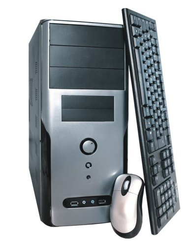VCM Dream Power Desktop PC (AMD Athlon 64 X2 2,6 GHz, 4 GB RAM, 320 GB HDD, nVidia Geforce 7050, DVD +- DL RW, Vista Home Premium)