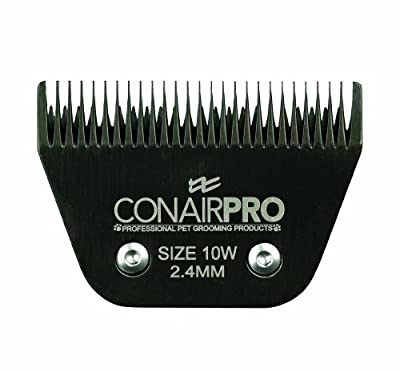 Conair Pro Pet Clipper Replacement Blade, 10W Steel
