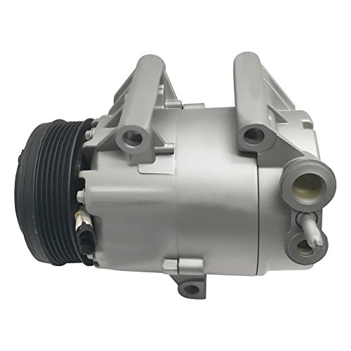 RYC Remanufactured AC Compressor and A/C Clutch FG296