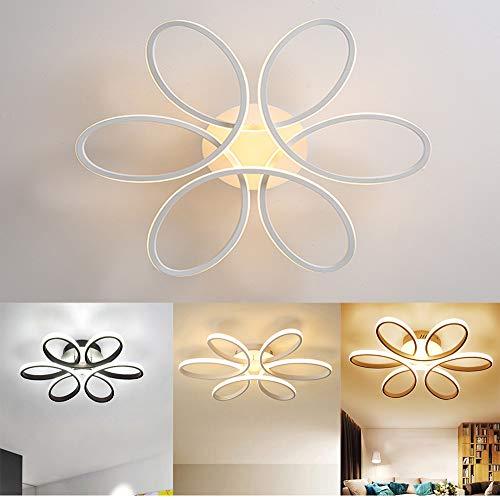Plafondlamp Minimalist Post-moderne, creatieve woonkamerlamp voor kinderen in bloemenvorm, personaliseerbaar voor slaapkamer