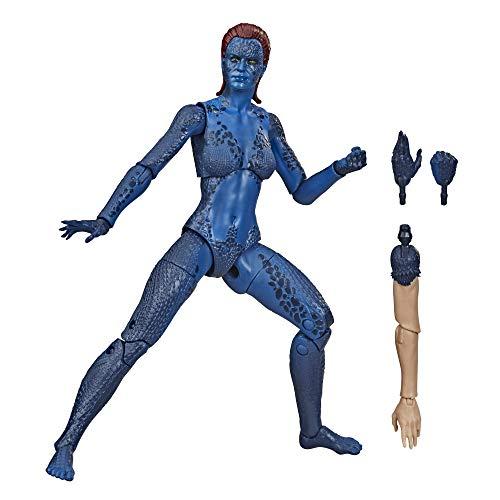 Marvel Legends Series - Mystica (Action Figure 15 cm da Collezione, Design Eccezionale e 3 Accessori, Serie X-Men)