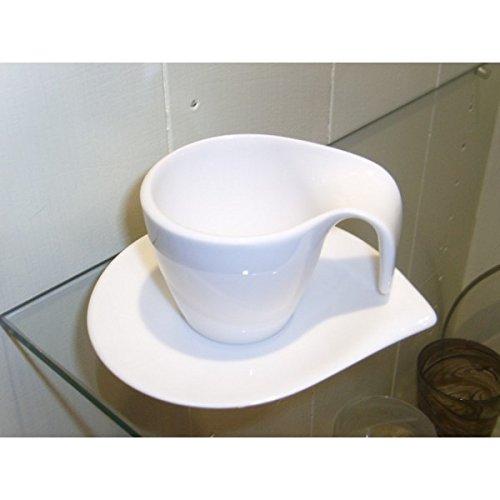 Villeroy & Boch Flow - Juego de café expreso (6 piezas)