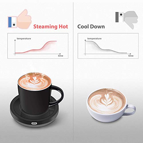 SWARK Kaffee Becher Wärmer