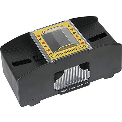 haptern Barajador De Cartas Electrico Automático Profesional Barajador De Cartas De Poker...
