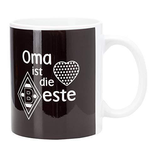 Borussia Mönchengladbach Tasse Kaffeebecher Oma VFL