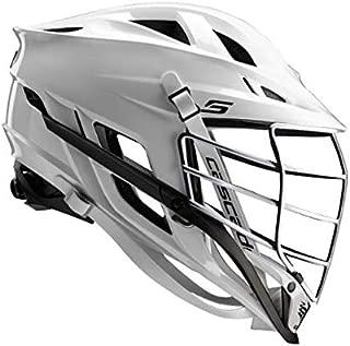 cascade chrome lacrosse helmet