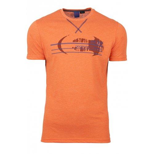 Eider Jasper T-shirt Orange Taille XL