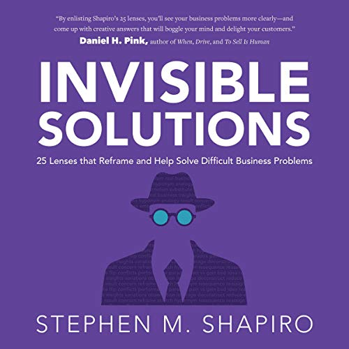 Invisible Solutions cover art