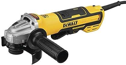 DeWalt 125mm 1700W BL Paddle Switch, Angle Grinder, Yellow/Black, DWE4345-B53 Year Warranty