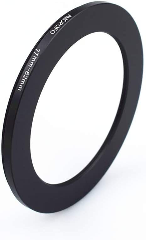 52mm to 67mm Camera Filter Ring//52mm to 67mm Step-Up Ring Filter Adapter for 67mm UV CPL Filter,Metal Step-Up Ring ND