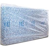 Direct Manufacturing - Bolsa de almacenamiento de colchón de alta resistencia, Cama individual, 3'0'' x 6'3'' / 90 x 190cm / 35.5 x 75 pulgadas